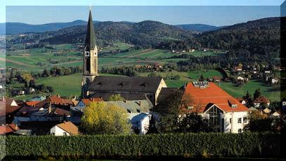 Waldkirchen im Bayerischen Wald